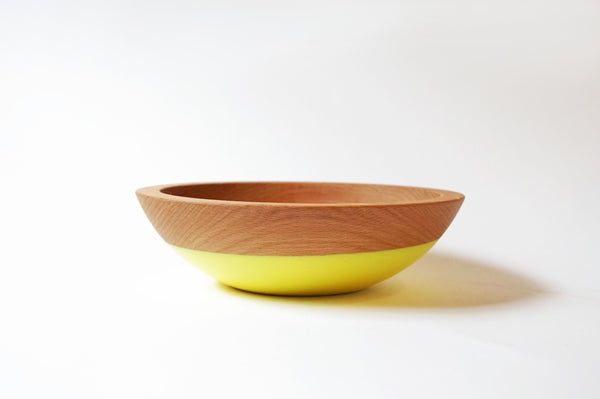 "7"" Beech Wood Bowl"