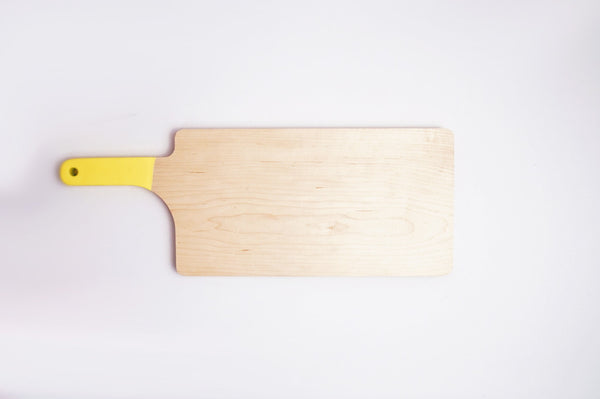 Maple Wood Serving + Chopping Board
