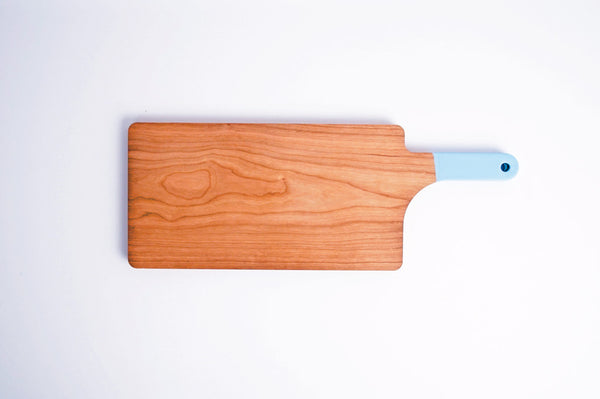 Cherry Wood Serving + Chopping Board