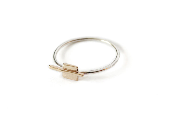Linear Square Ring (More Options)