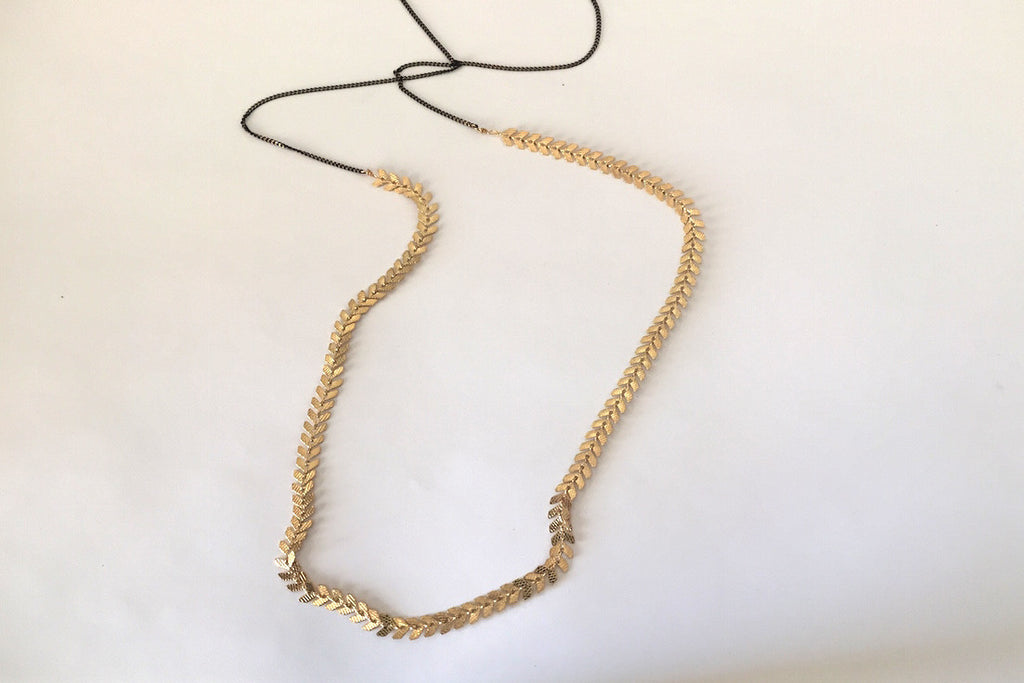 Soiree Necklace ---