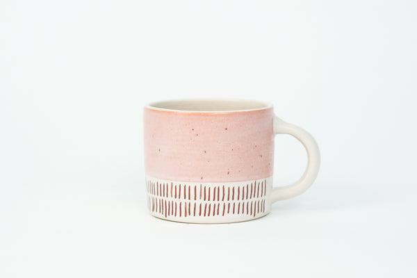 Pink Kettle Valley Mug