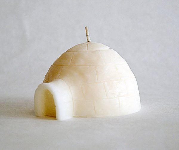 Igloo Candle
