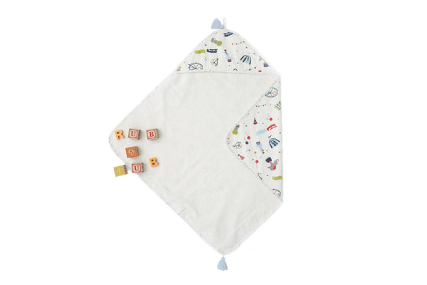 Big Top Hooded Towel