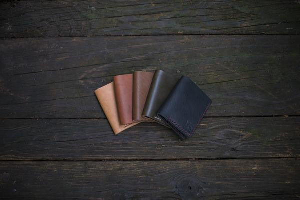 The Single Deluxe Wallet (More Options) ---