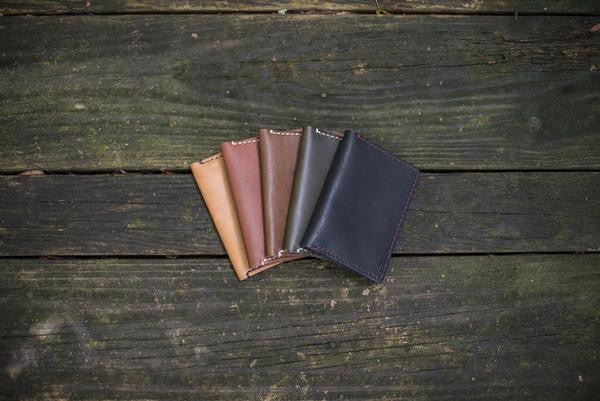 The Adventure Wallet/Passport Holder (More Colors)