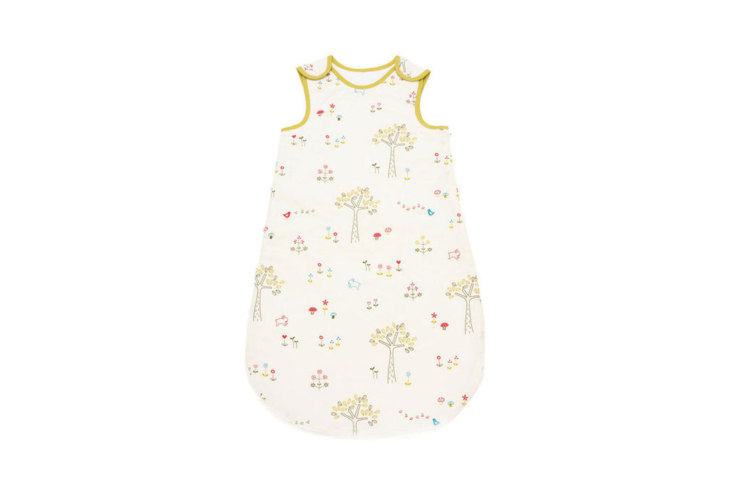 Rabbit Patch Sleep Sack ---