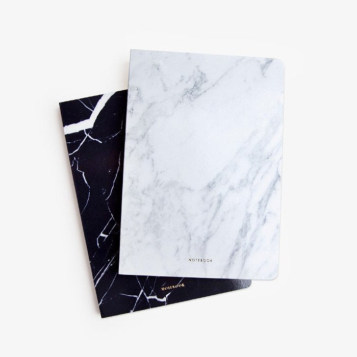 Marble Notebook (More Colors)