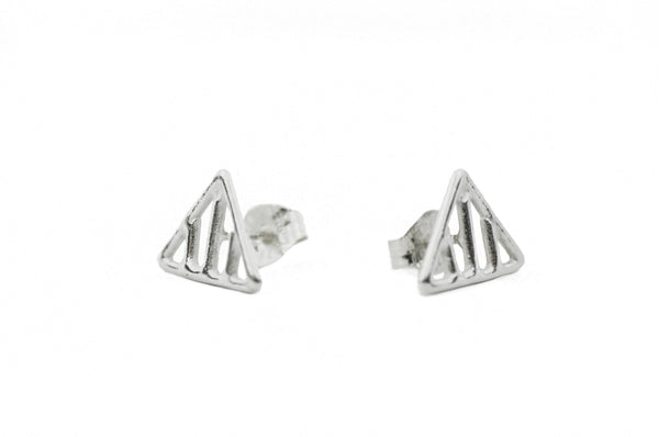Triangle Studs (More Options)