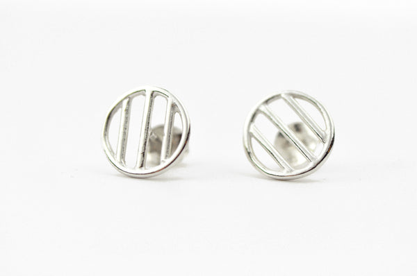 Circle Studs (More Options)