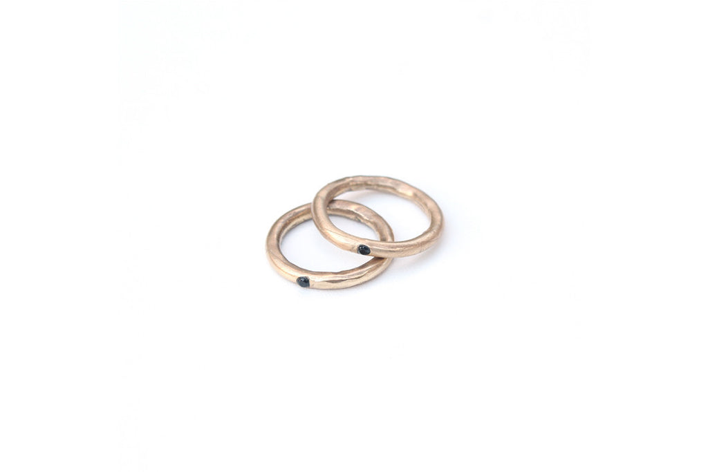 New Moon Ring ---