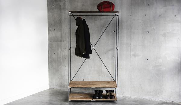 The Russo Clothing Rack Unit (More Options)