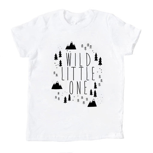 Wild Little One Tee