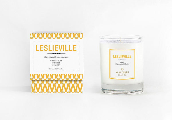 Leslieville Candle
