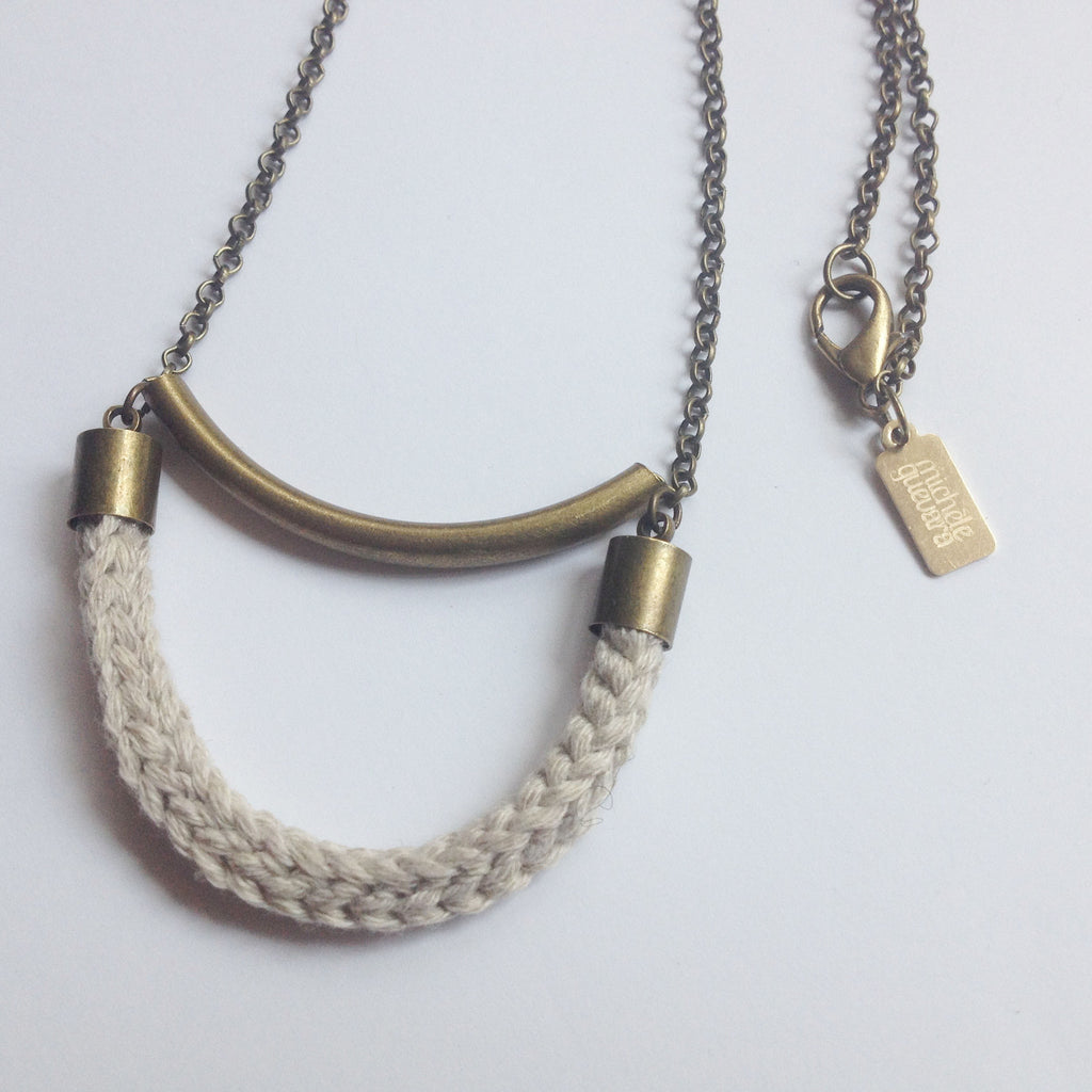 Araya Necklace (More Colors)