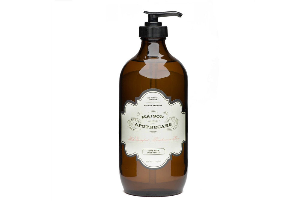 Pink Grapefruit Hand Wash