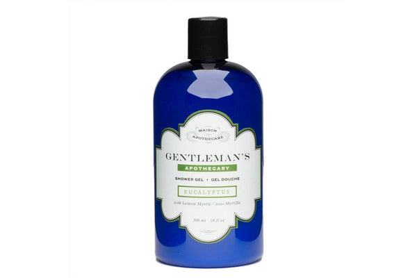 Gentleman's Apothecary Shower Gel