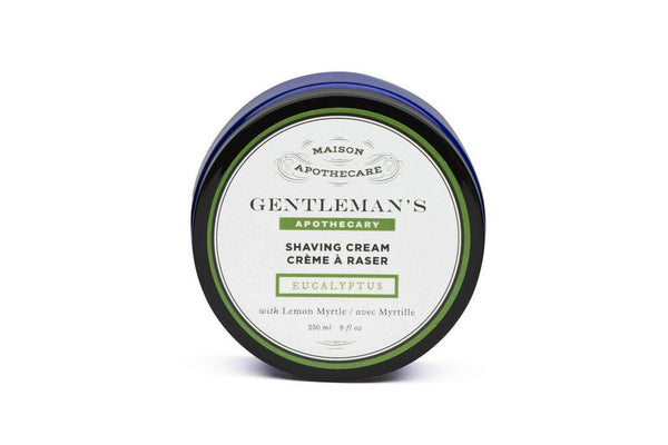Gentleman's Apothecary Shaving Cream