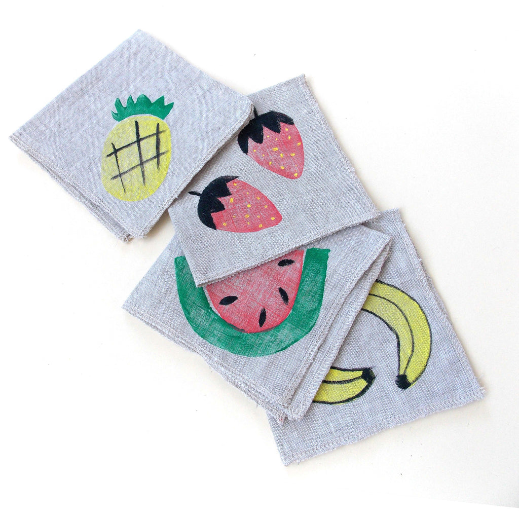 Fruit Cocktail Napkins (More Options)