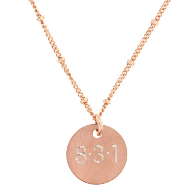 8.3.1 Rose Gold Necklace