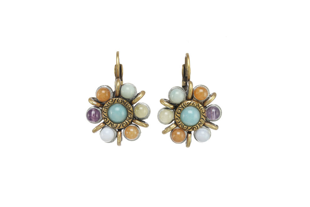 Mojave Flower Earrings