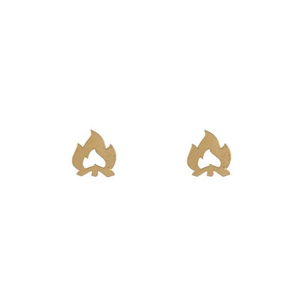 Bonfire Stud Earrings (More Options)