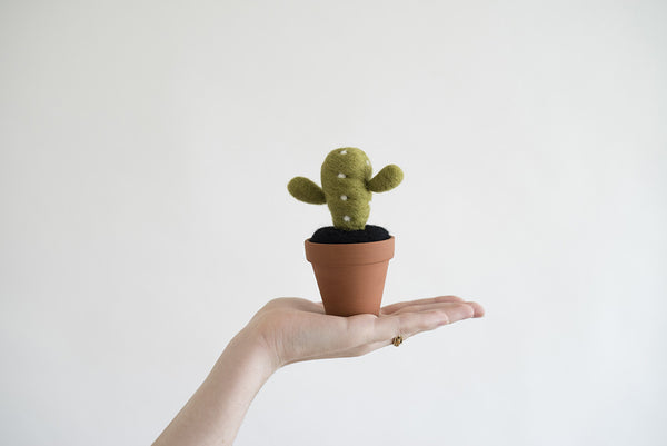 Large Cactus Pincushion (More Options)