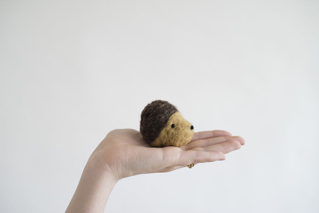 Hedgehog Pincushion