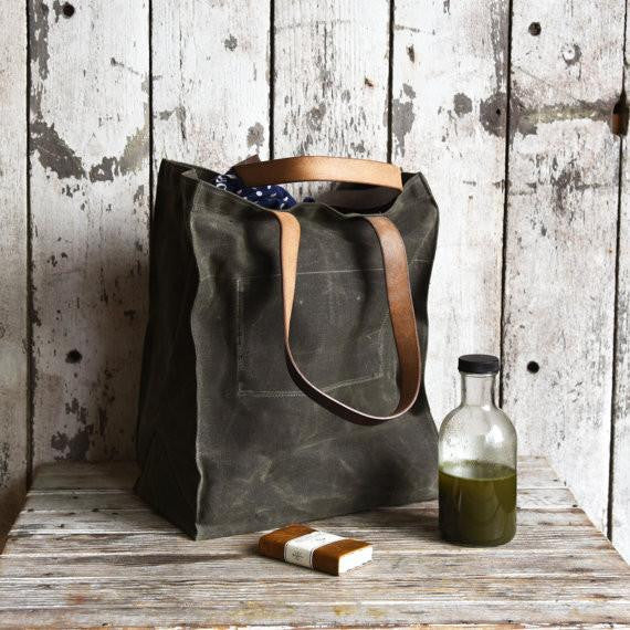 The Marlowe Carryall: Moss