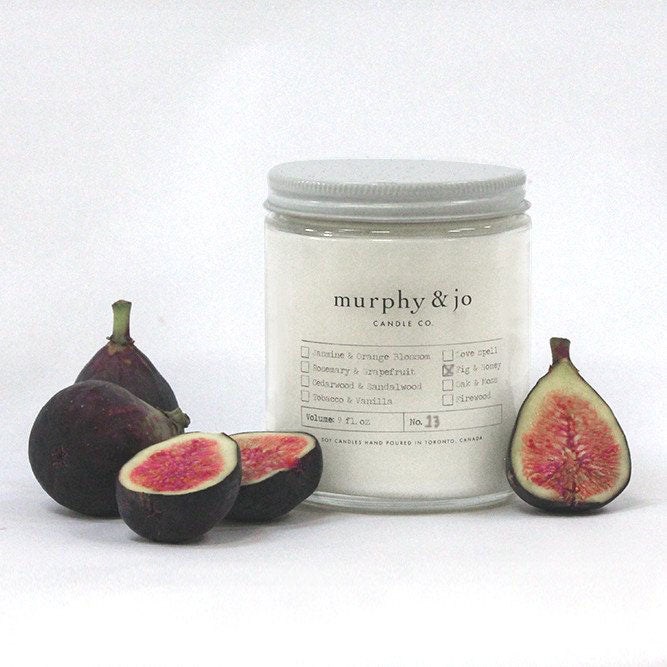 Fig & Honey Candle
