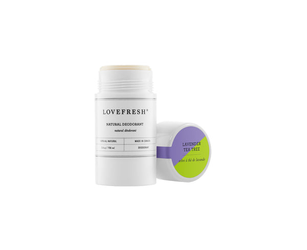 3.7oz. Lavender Natural Cream Deodorant Stick