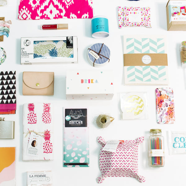 12 Month BRIKA Subscription Gift Box