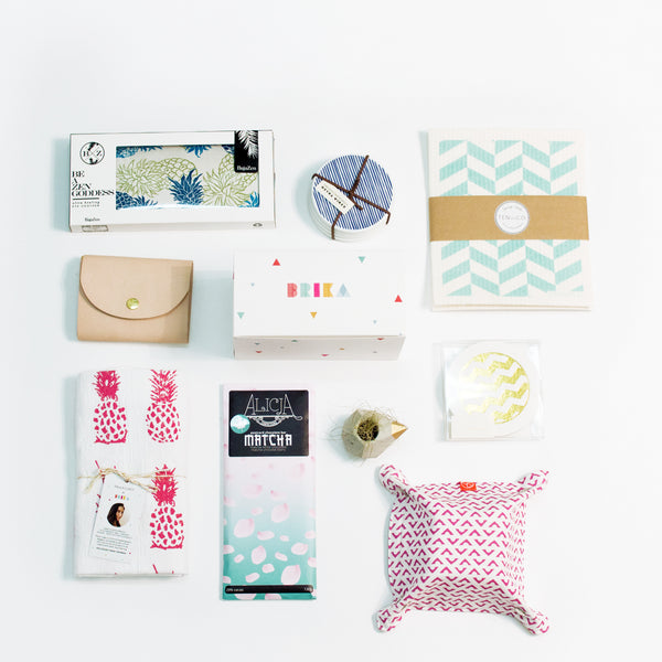 3 Month BRIKA Subscription Gift Box