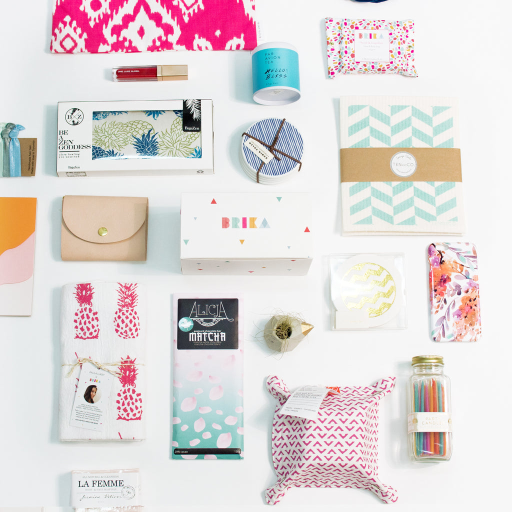 6 Month BRIKA Subscription Gift Box