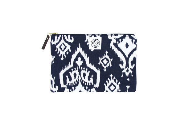 IKAT POUCH (More Colors)