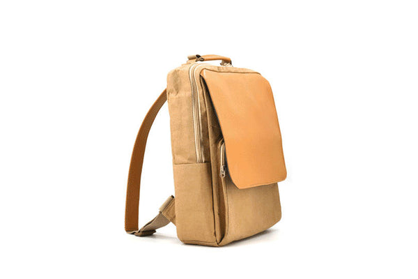 Humming Kraft Minimalist Backpack
