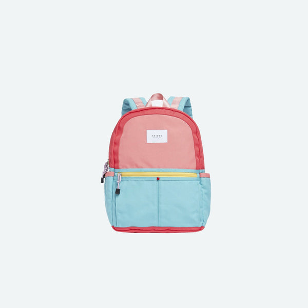 Kane Color Block Backpack