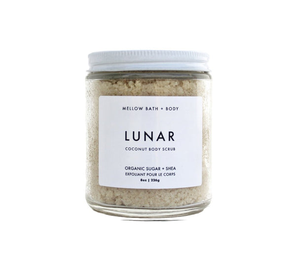 Lunar Coconut Body Scrub
