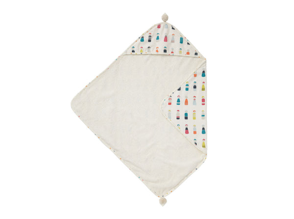 Little Peeps Hooded Towel
