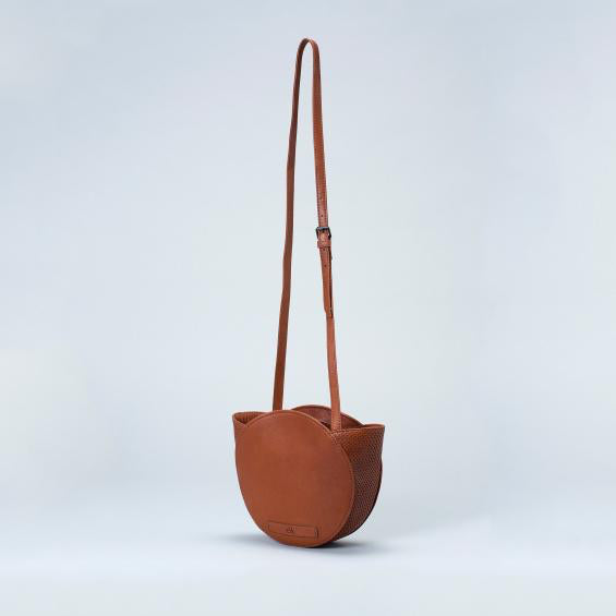 Skygge Small Leather Bag