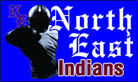 NORTH EAST HIGH - FOOTBALL