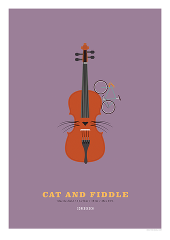 Cat and Fiddle
