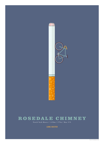 Rosedale Chimney Fag