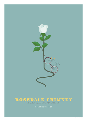 Rosedale Chimney Rose