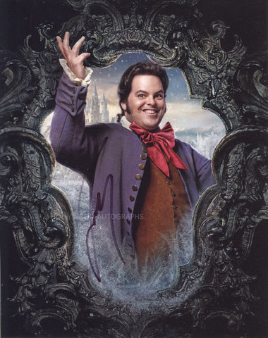 JOSH GAD - Beauty And The Beast