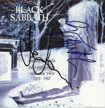 BLACK SABBATH - Under Wheels Of Confusion - (2)