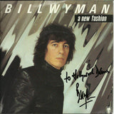 BILL WYMAN - THE ROLLING STONES