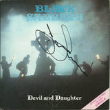 "TONY IOMMI - Black Sabbath - Devil's Daughter 7"" Vinyl"