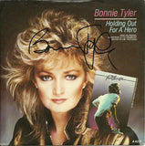 "BONNIE TYLER - Holding Out For A Hero - 7"" Vinyl"