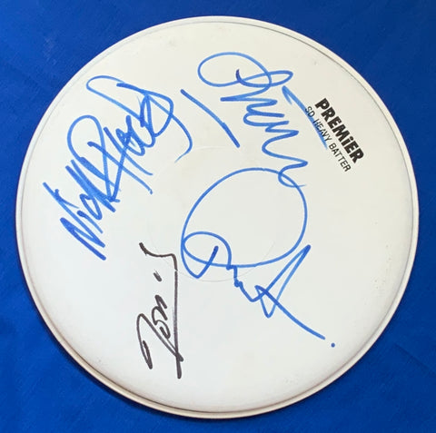 DURAN DURAN Multi Signed Drum Head